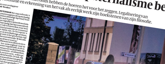 volkskrant RUF article 2013