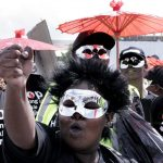 Sisonke March on International Sex Worker Rights Day in Cape Town