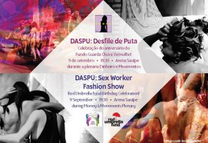 Daspu sw show AWID